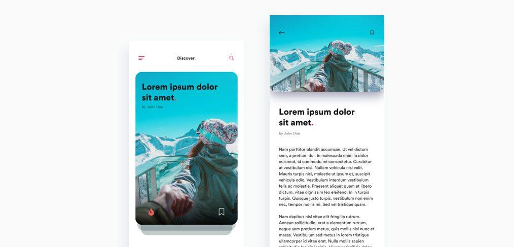 blog app studio