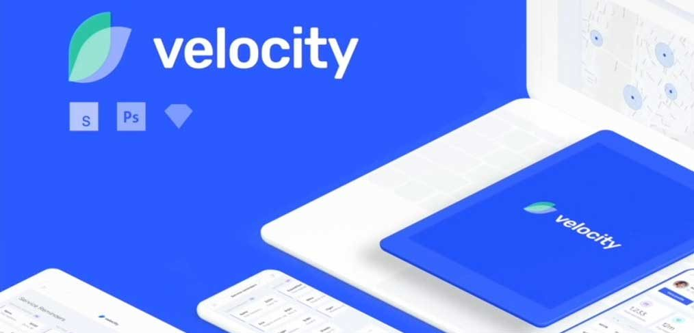 Velocity: Studio Dashboard UI kit